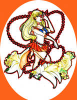 Sailor Venus by Nenril-Tf