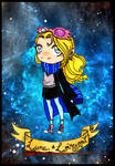 Luna Lovegood - COMMISSION by Nenril-Tf