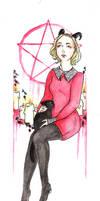 Sabrina by Nenril-Tf