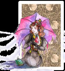 Princess Bowlina - COMMISSION by Nenril-Tf