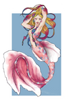 Exotic Mermaid by Nenril-Tf