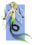 Electric Mermaid