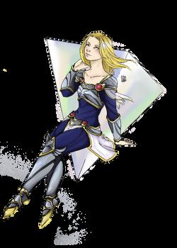 Luxanna Crownguard