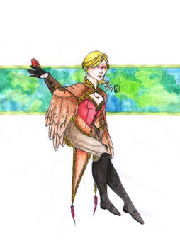 Robin Spy