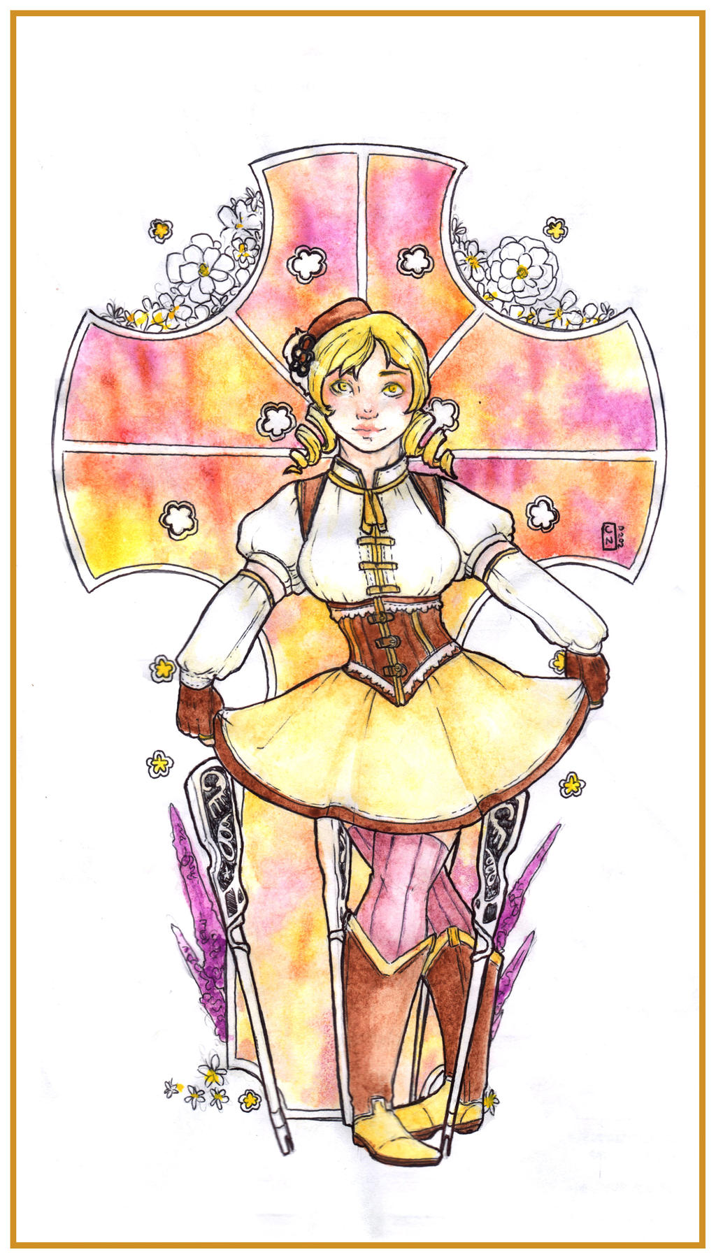 Mami Tomoe - SUGGESTED