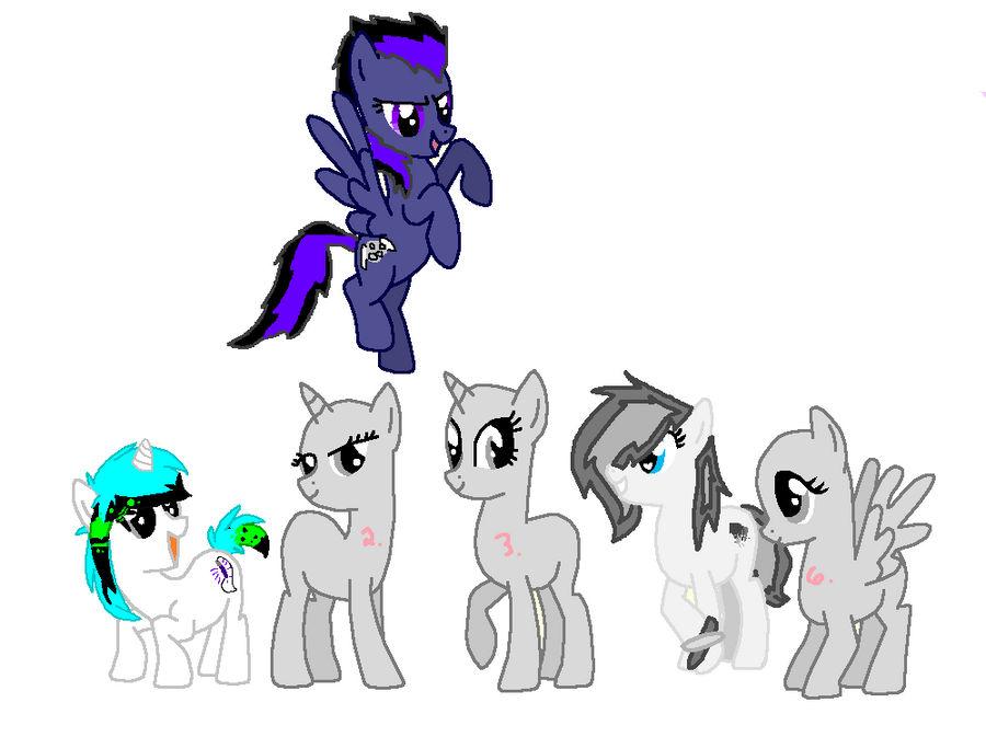 Pony Collab