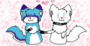 Chibi Owl and Michii