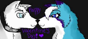 Happy Valentines Day! 1/2 Pic