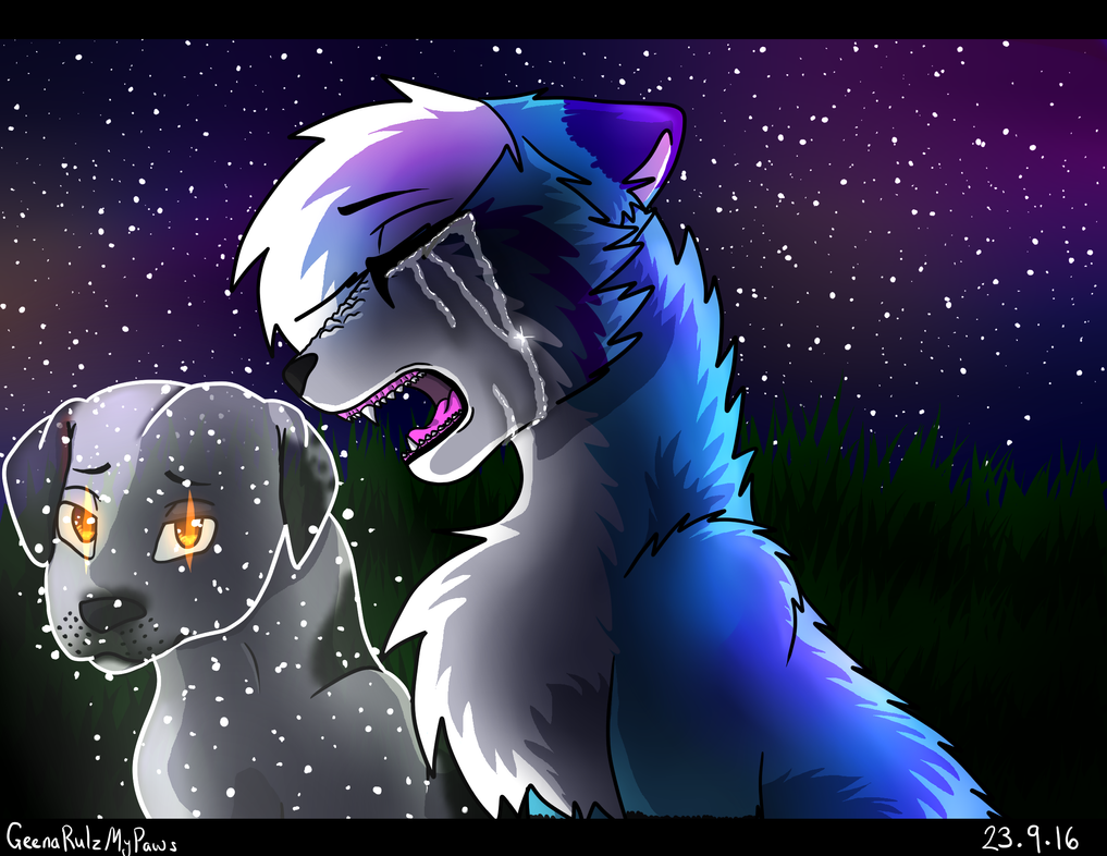 Miss You So Much.. by GeenaRulzMyPaws