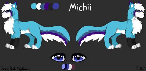 2017 Michii ref