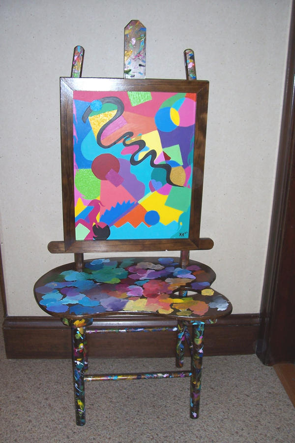Artist Chair by waishas