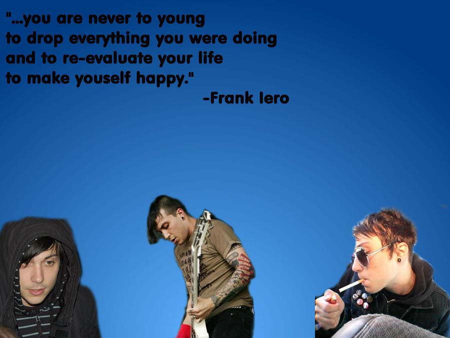 Gerard Way And Frank Iero Wallpaper