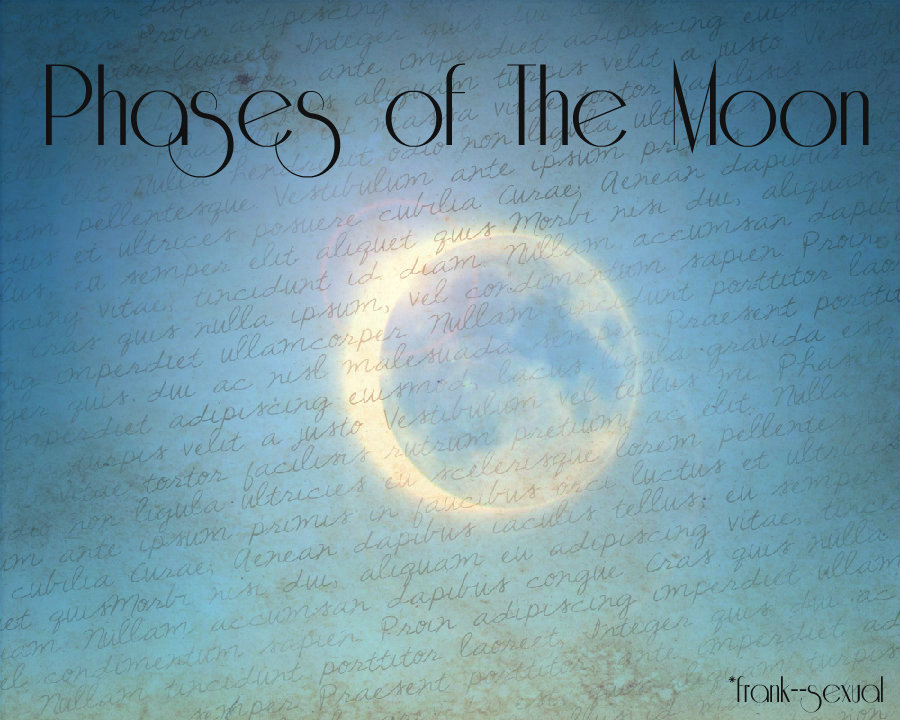 Phases of The Moon Cover by FromLoveToDeath