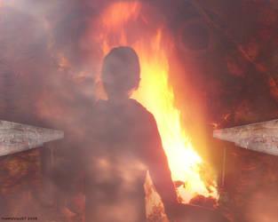 raising blazes by HippieVan57