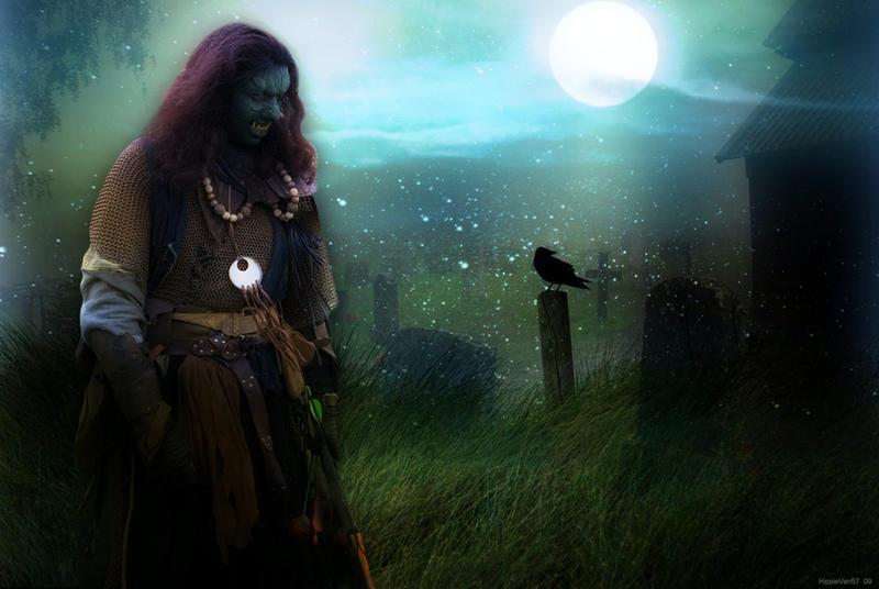 telling tales by HippieVan57