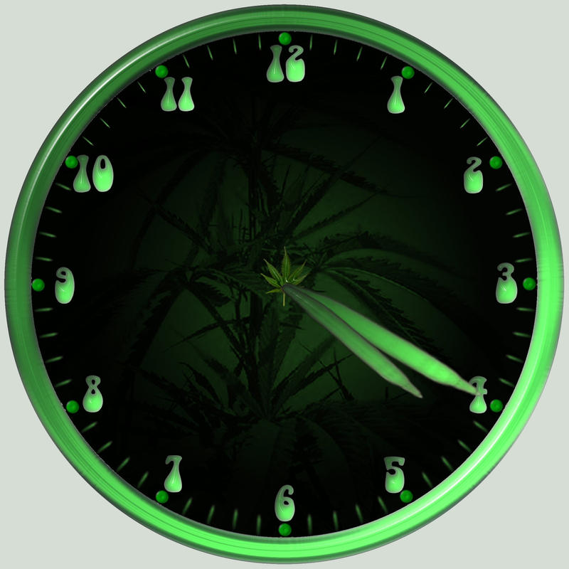 Image result for 420 clock