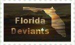 florida-deviants stamp by HippieVan57