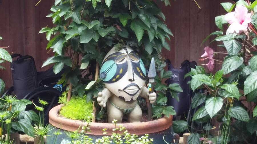 garden the garden by HippieVan57