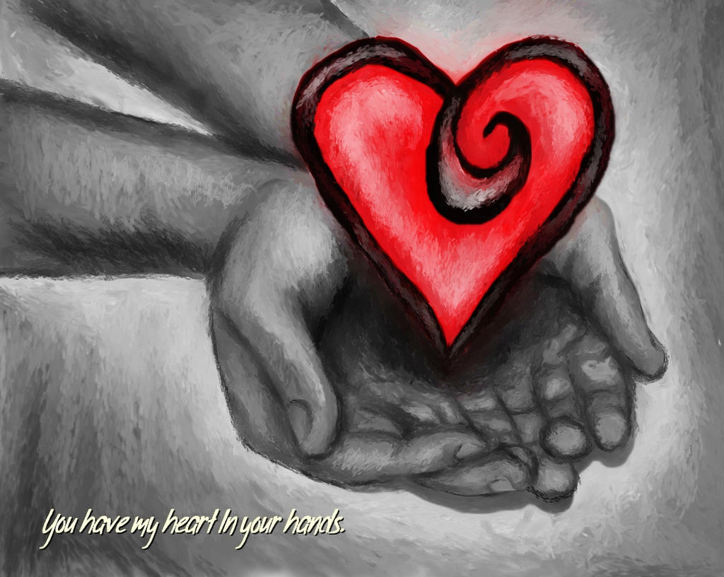 My heart by greenbaypara