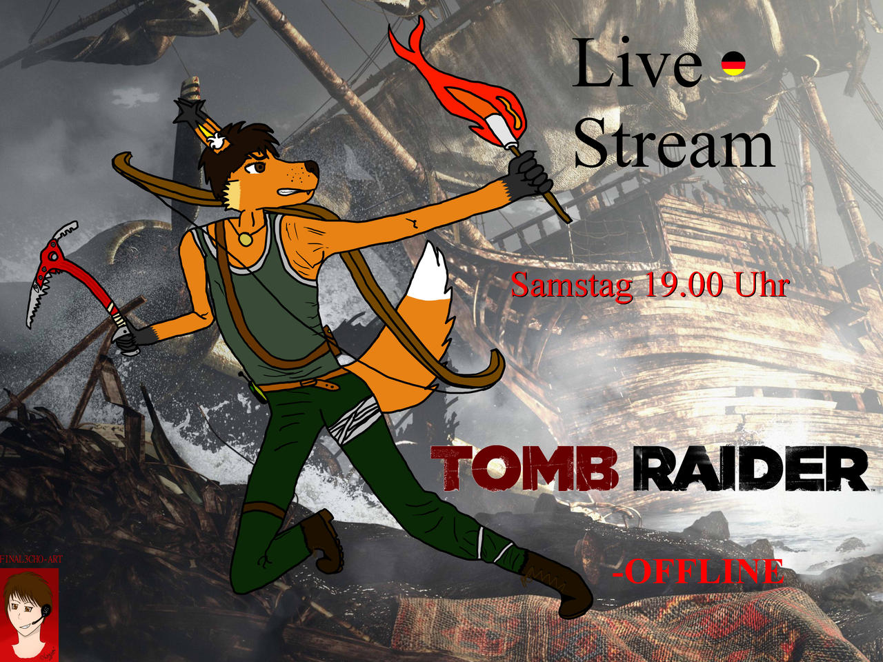 Tomb Raider Stream German
