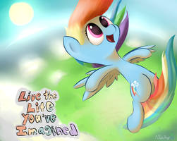 Live The Life You've Imagined by A8F12Official