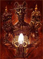 The Devil by ZachSmithson