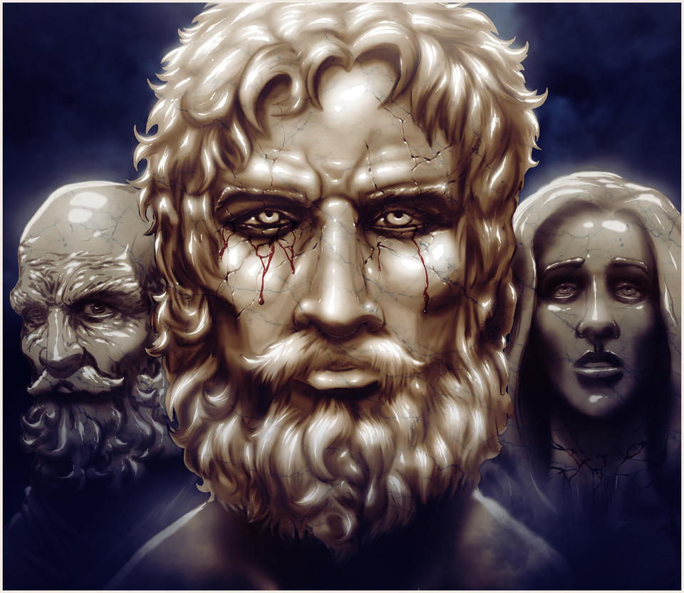 oedipus tyrannus The tragic hero: in oedipus tyrannus (abridged/shortened version outlined below for the writer), should we view oedipus as tragic only, or can we find something heroic in his actions and end.