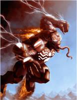 Iron-Venom by ZachSmithson
