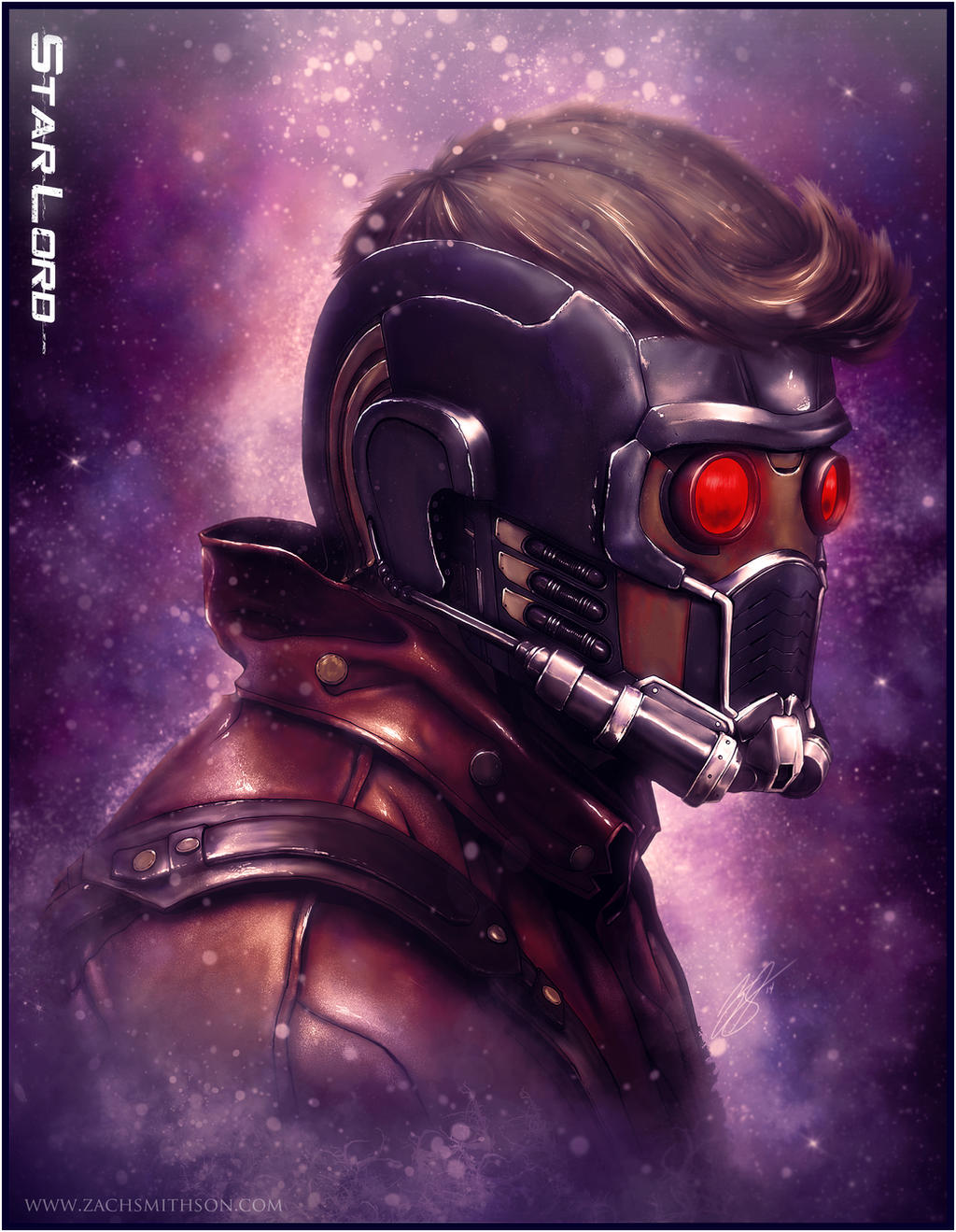 Star Lord by ZachSmithson on DeviantArt