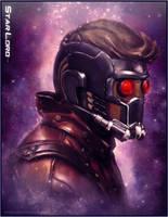 Star Lord by ZachSmithson