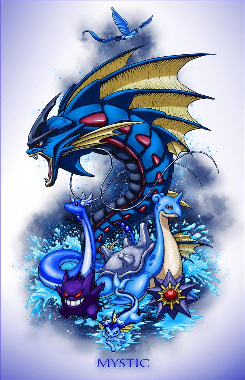 Some really cool starter fan art | Pokemon GO Amino