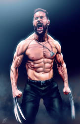 Wolverine Finn Balor