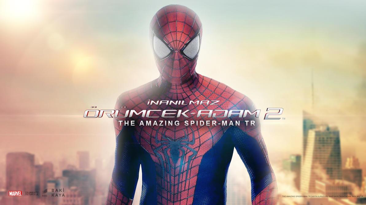 the amazing spider-man 2 wallpaperkrallbaki on deviantart