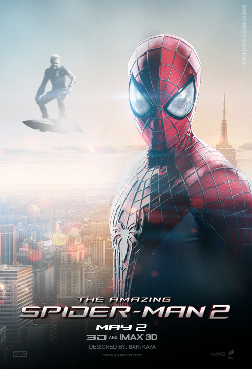 the amazing spiderman 2 poster 4 by krallbaki on deviantart