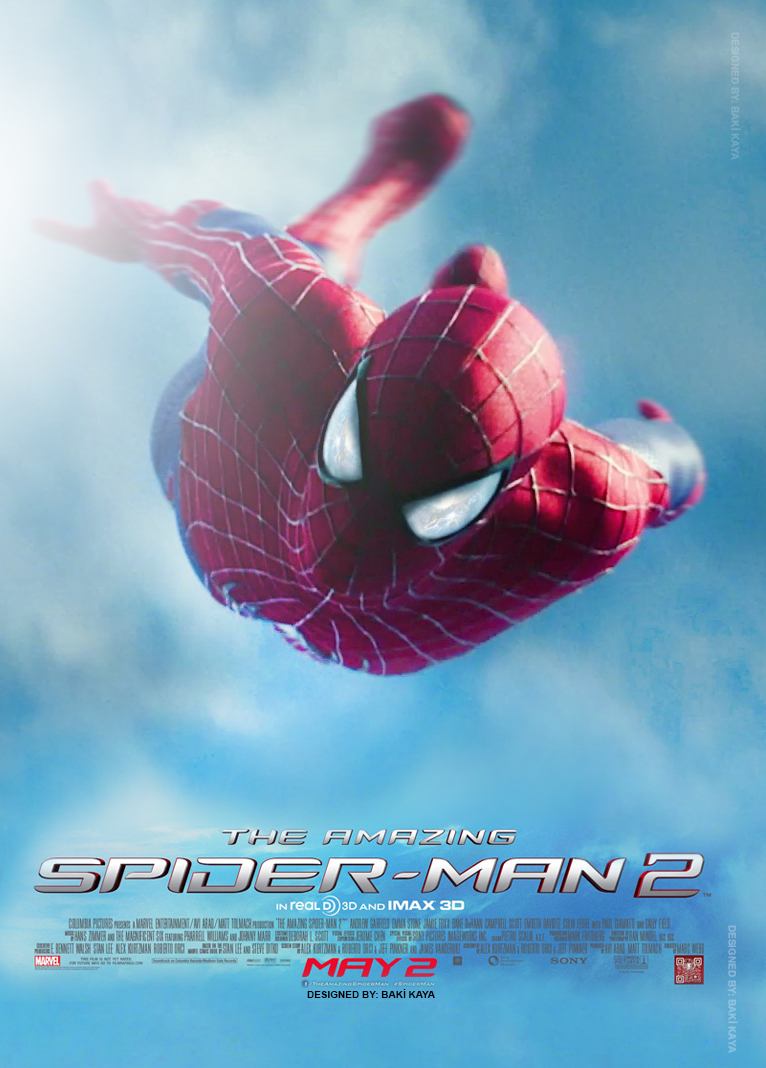 The Amazing Spider Man 2 Poster 5 By Krallbaki On Deviantart