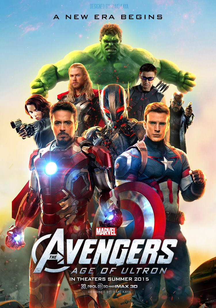Avengers : L'�re d'Ultron | Multi | CAM | 2015 | TRUEFRENCH MD
