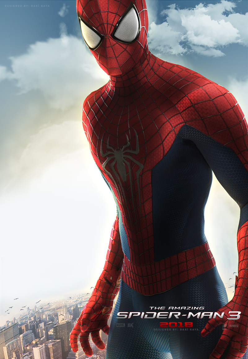 The Amazing Spider-Man 3 Poster #4 by krallbaki on DeviantArt