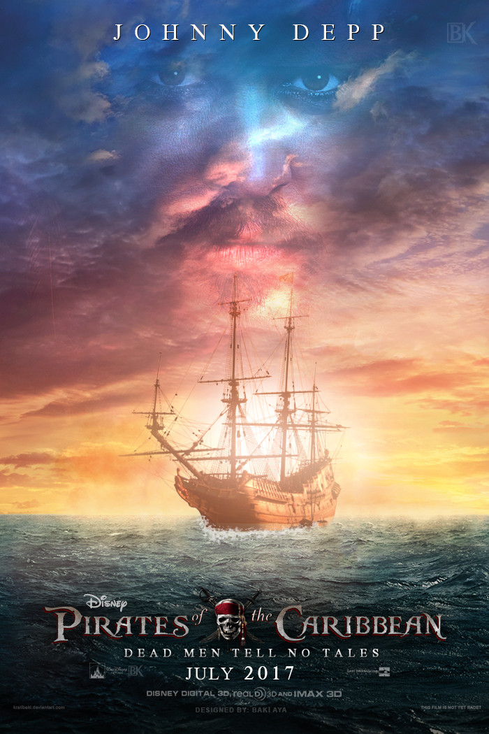 Epic Dvd Front Cover FAN MADE: Pirates of t...