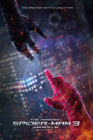The Amazing Spider-Man 3 Poster #5 Version #2 by krallbaki