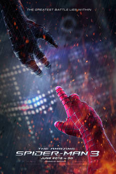 The Amazing Spider-Man 3 Poster #5 Version #2