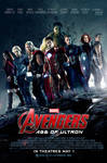 Avengers: Age of Ultron Poster (FM)