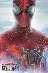 Captain America: Civil War (2016) Poster #4