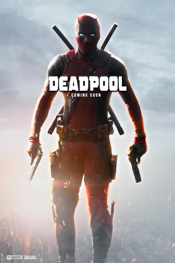 Deadpool (2016) Poster by krallbaki on DeviantArt
