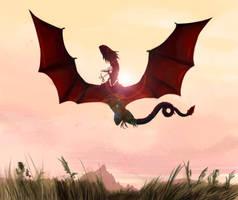 Game of Thrones: Daeneris Targaryen by HemseyQart