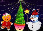 Fall in love at Christmas time by Kokinmefukurou