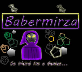 Babermirza 100K Pageview Celebration by redacegod350