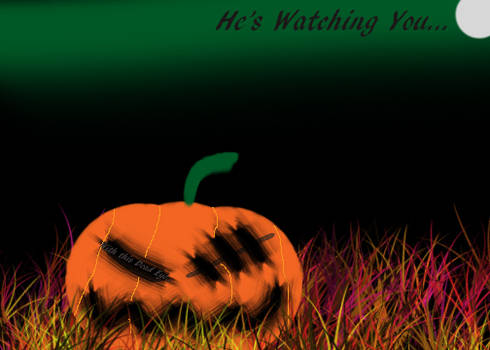 Pumpkin Watching...