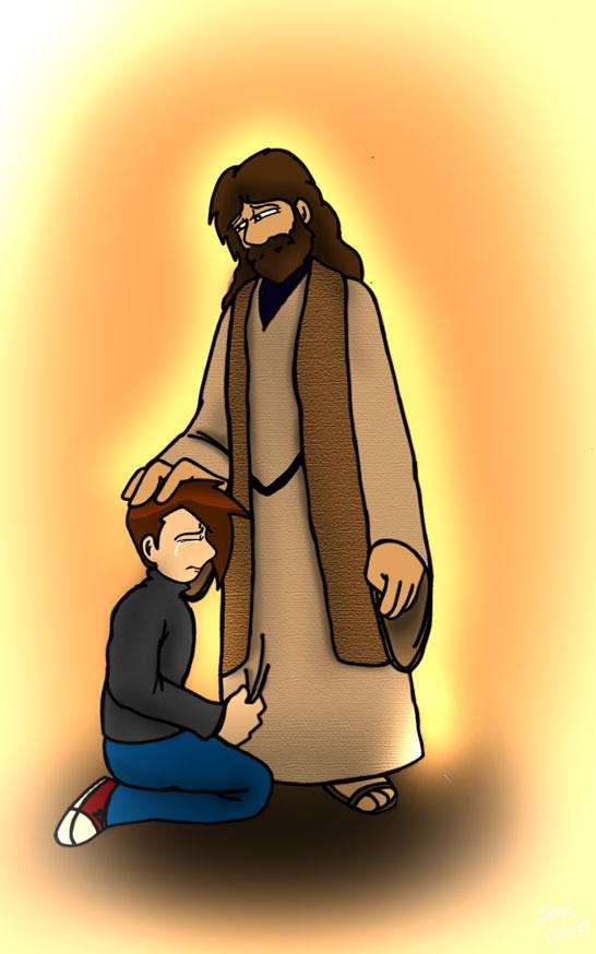 The LOVE of Jesus by JakeMcCormick