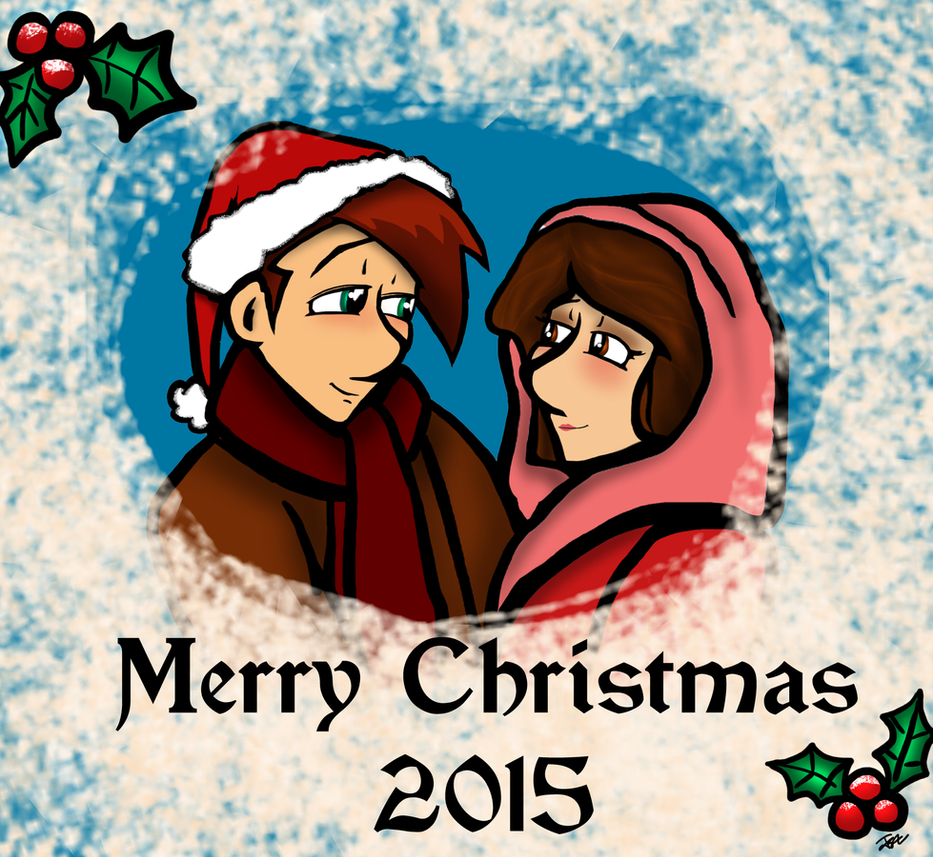 Merry Christmas 2015 by JakeMcCormick