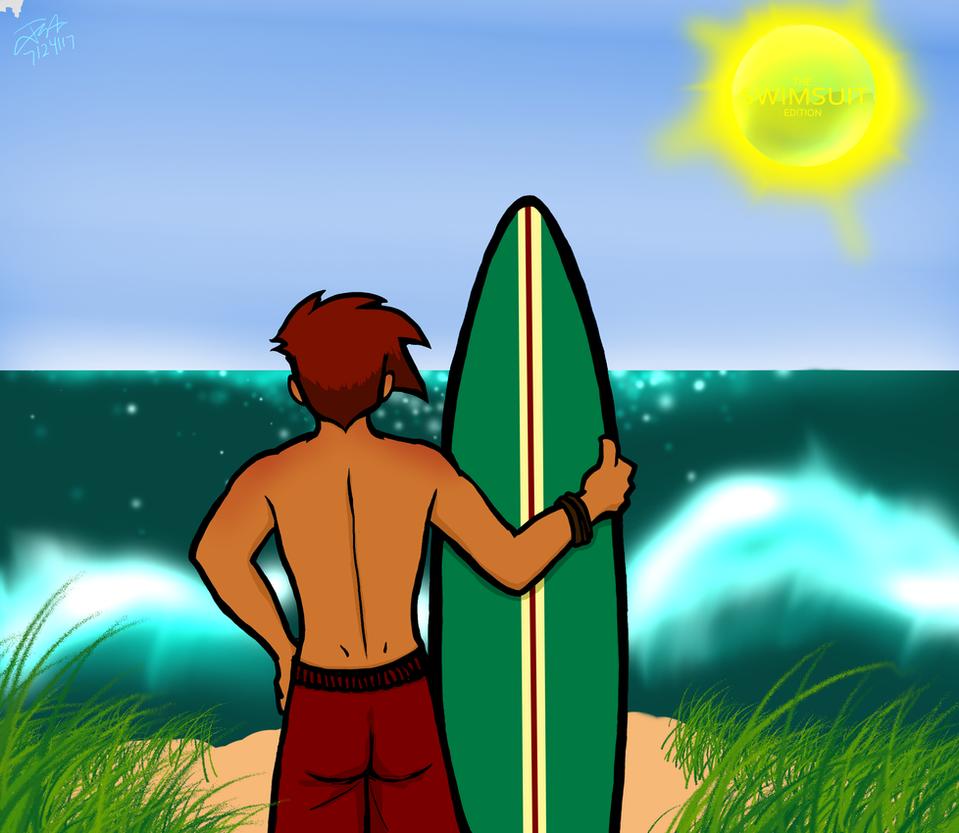 Jake The Swimsuit Edition by JakeMcCormick